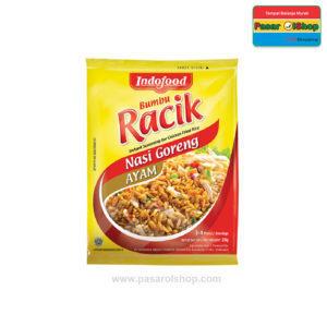 Indofood Bumbu Racik Nasi Goreng ayam 20 gram pasarolshop 1- Pesan Di Antar | Buah Sayur Lauk Sembako
