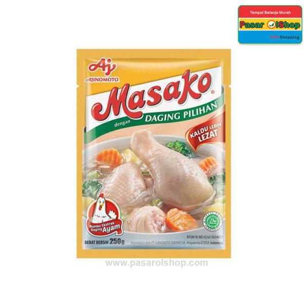 Masako Rasa Ayam 250 gram pasarolshop 1- Pesan Di Antar | Buah Sayur Lauk Sembako