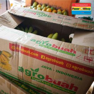 pisang mas kirana agro buah pasarolshop box 1 2-buah sayur online jogja