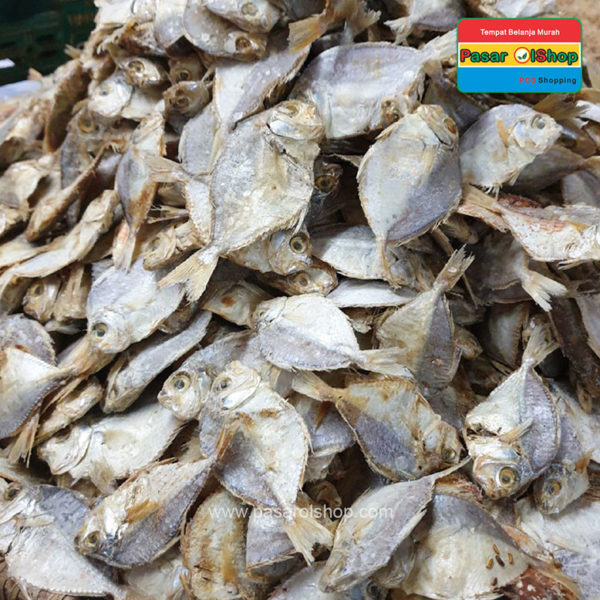 Ikan asin petek- Pesan Di Antar | Buah Sayur Lauk Sembako
