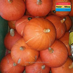 Kabocha pumpkin 2-buah sayur online jogja