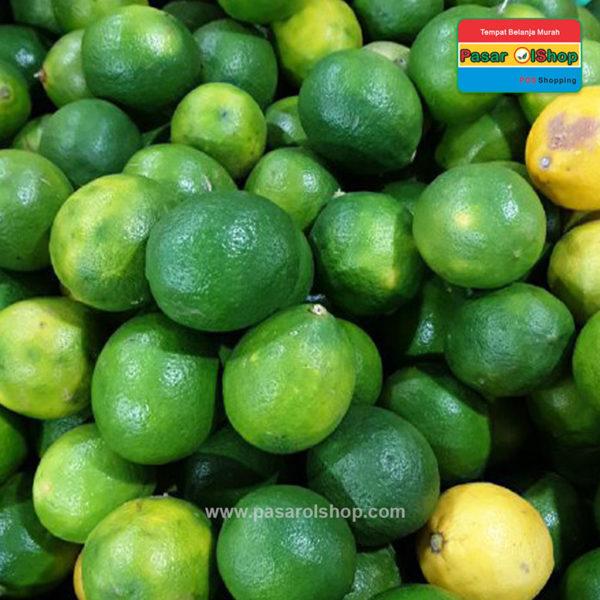 Lemon lokal hijau 1- Pesan Di Antar | Buah Sayur Lauk Sembako