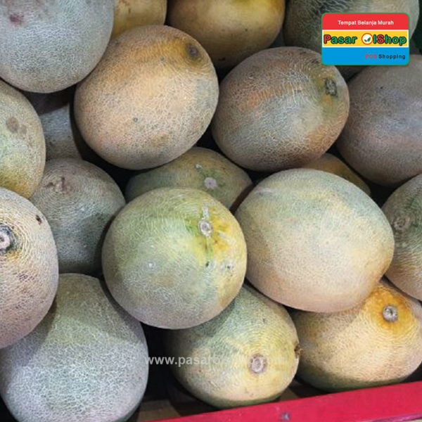 Melon skyroket 2- Pesan Di Antar | Buah Sayur Lauk Sembako