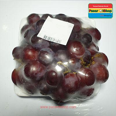anggur merah agro buah pasarolshop- Pesan Di Antar | Buah Sayur Lauk Sembako
