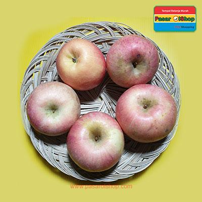 apel fuji agro buah pasarolshop- Pesan Di Antar | Buah Sayur Lauk Sembako
