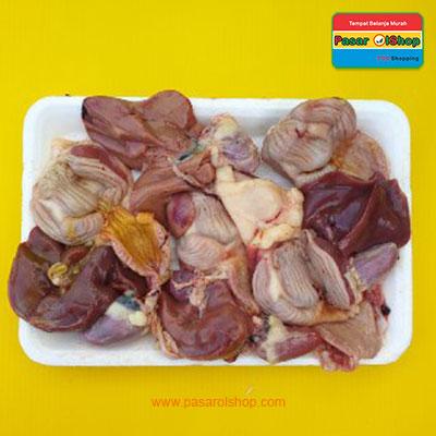 ati ampela ayam agro buah pasarolshop- Pesan Di Antar | Buah Sayur Lauk Sembako