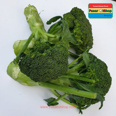 brokoli eceran agro buah pasar olshop- Pesan Di Antar | Buah Sayur Lauk Sembako