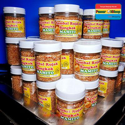 bumbu sambal rujak bangkok mamito agro buah pasarolshop- Pesan Di Antar | Buah Sayur Lauk Sembako