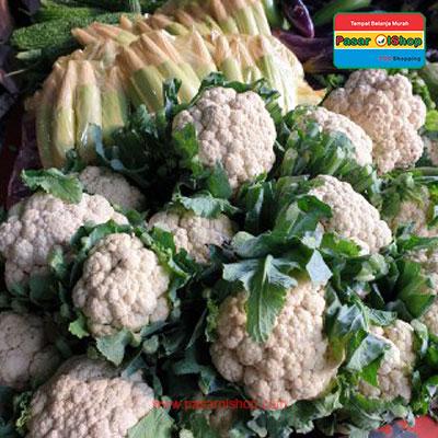 bunga kol grosir agro buah pasarolshop 1- Pesan Di Antar | Buah Sayur Lauk Sembako