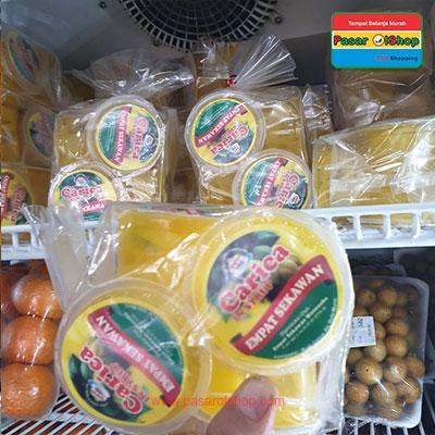 carica 1 pack isi 6 agro buah pasarolshop- Pesan Di Antar | Buah Sayur Lauk Sembako