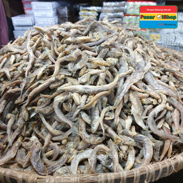 ikan asin kacangan pasarolshop- Pesan Di Antar | Buah Sayur Lauk Sembako