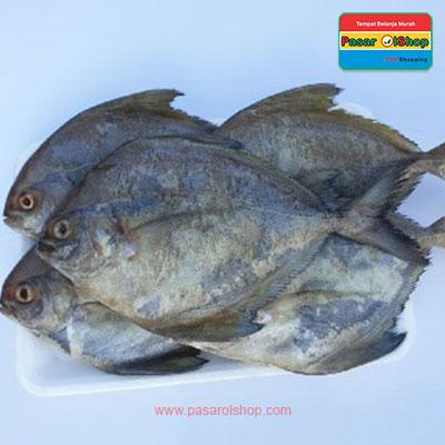 ikan bawal laut 1kg agro buah pasarolshop- Pesan Di Antar | Buah Sayur Lauk Sembako
