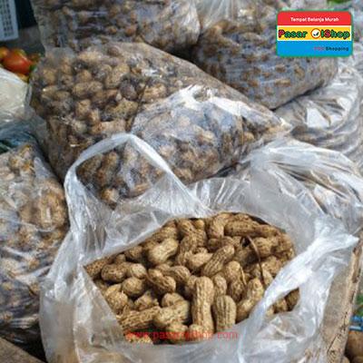 kacang tanah kulit grosir agro buah pasarolshop- Pesan Di Antar | Buah Sayur Lauk Sembako