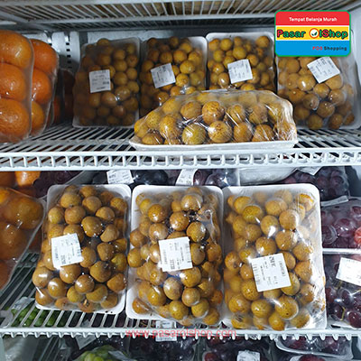 kelengkeng 1 pack agro buah pasarolshop- Pesan Di Antar | Buah Sayur Lauk Sembako