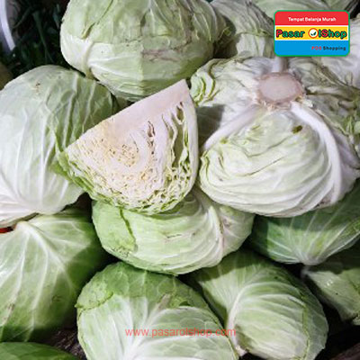 kol putih grosir agro buah pasarolshop- Pesan Di Antar | Buah Sayur Lauk Sembako