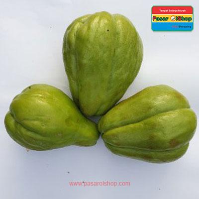 labu siam eceran agro buah pasar olshop- Pesan Di Antar | Buah Sayur Lauk Sembako