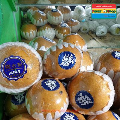 pear singo grosir agro buah pasarolshop- Pesan Di Antar | Buah Sayur Lauk Sembako