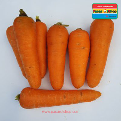 wortel lokal eceran agro buah pasarolshop- Pesan Di Antar | Buah Sayur Lauk Sembako